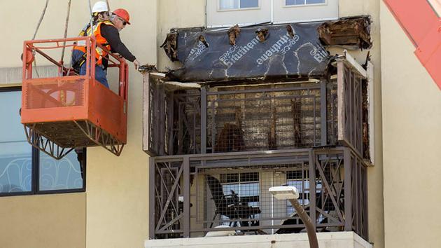 Engineers Examine The Cause Of The Tragic Berkeley Balcony