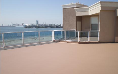 waterproof decks