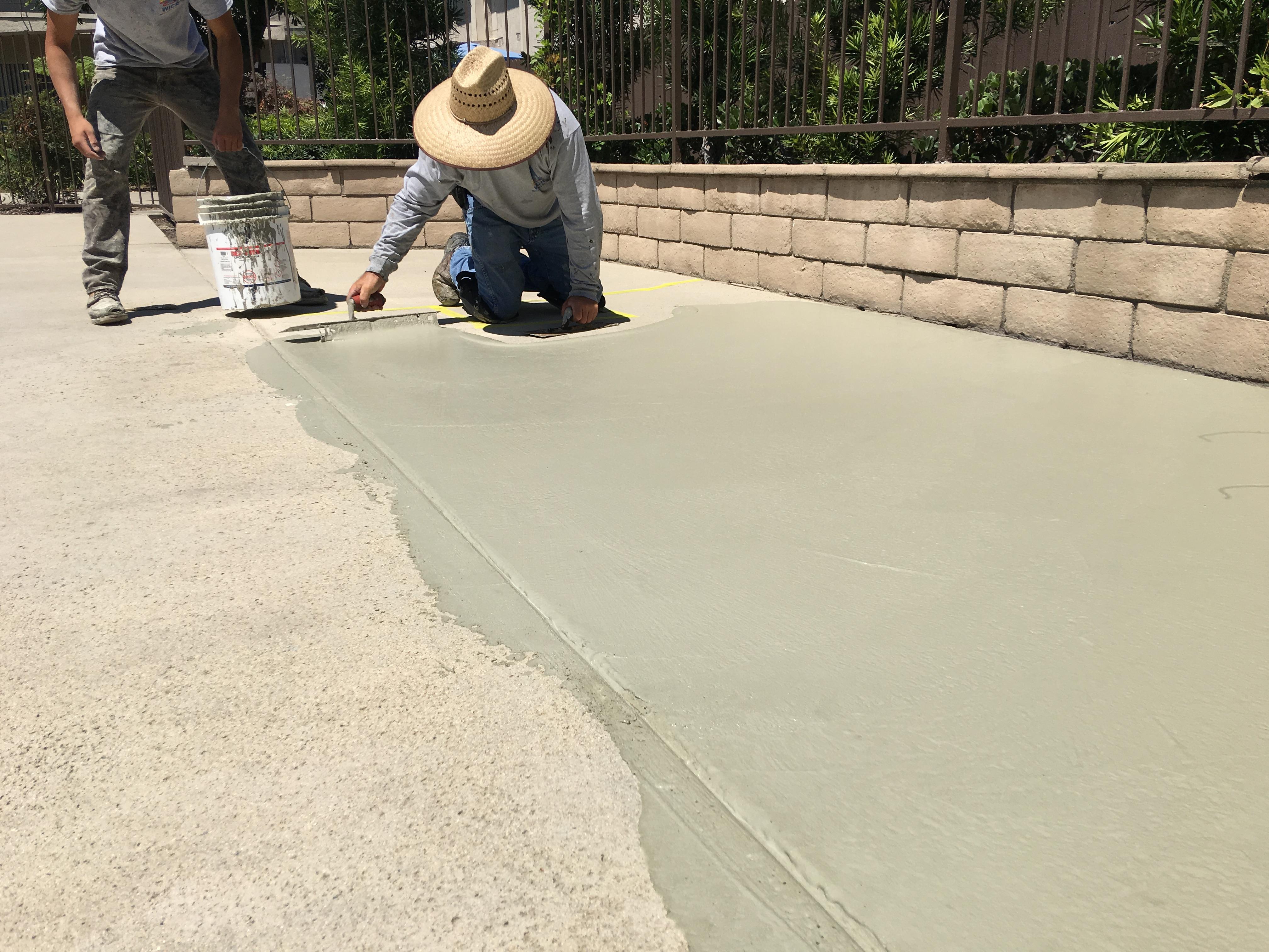 Pool Deck Waterproofing and Resurfacing