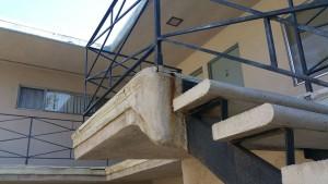 repair balconies