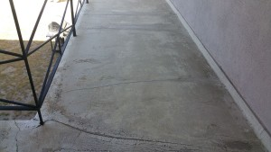 repair walkways