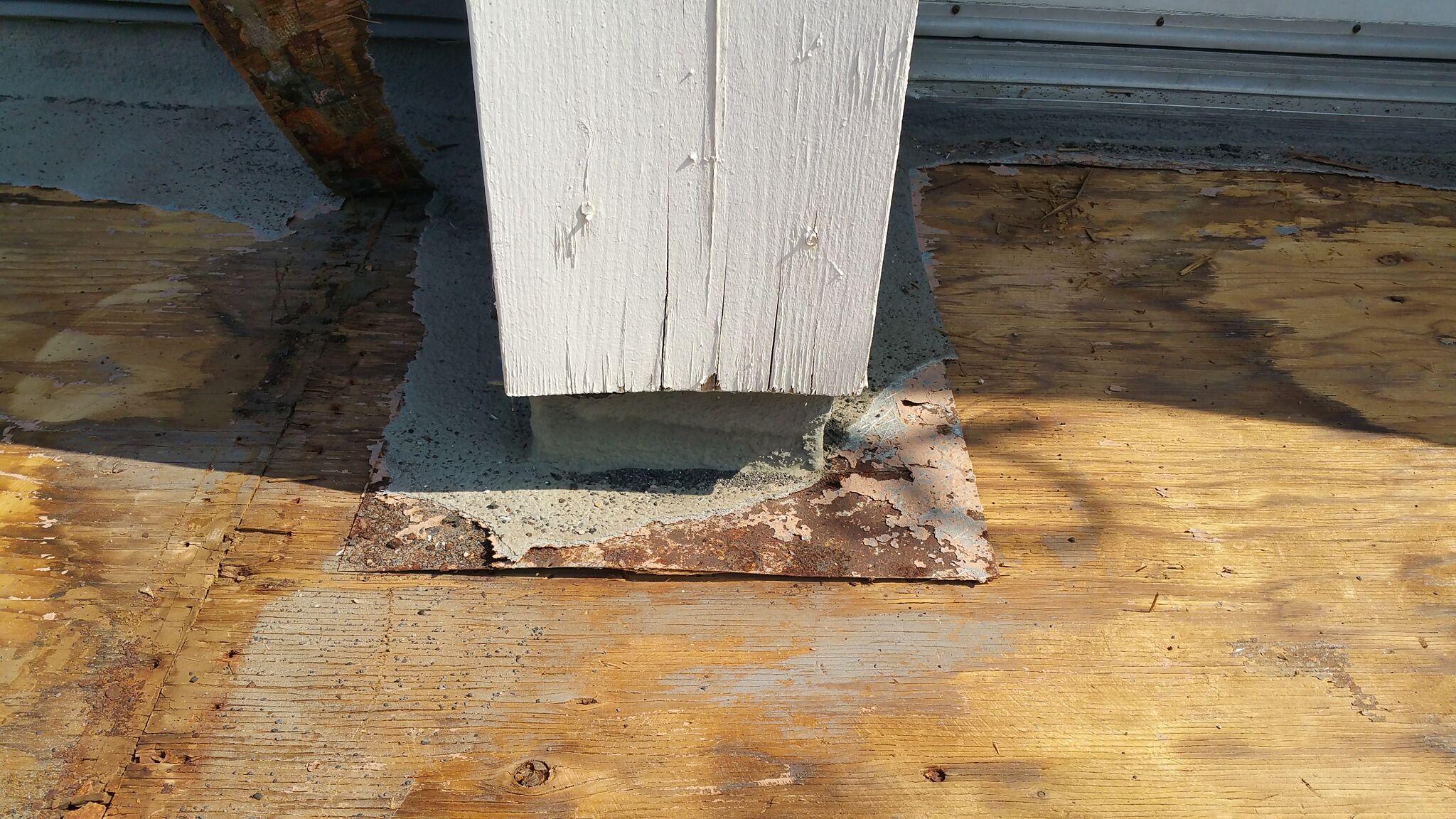 Repairing And Waterproofing A Residential Plywood Deck