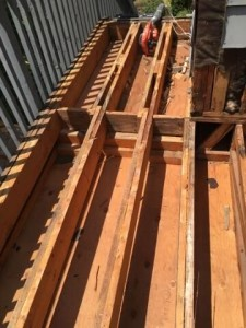 waterproof deck repair