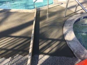 concrete deck waterproofing