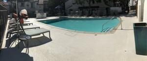 pool deck refinish