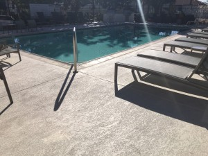 pool deck waterproofing