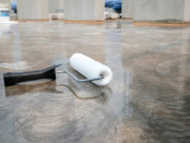 epoxy industrial floor coating