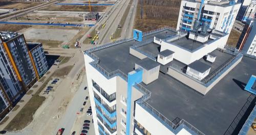 waterproofing specialist - new building construction