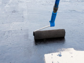 commercial waterproofing - new construction