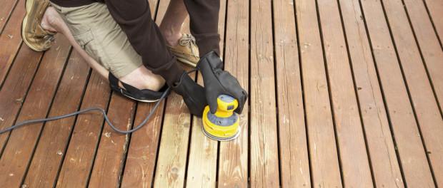 deck repair - deck waterproofing