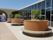 waterproofing planters