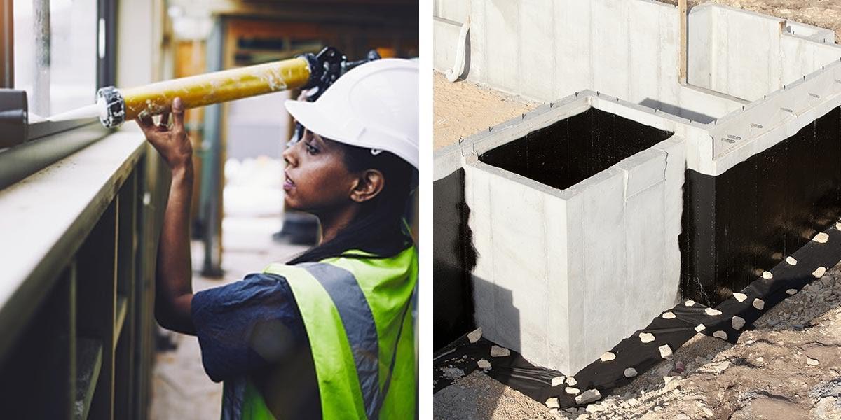 hydraulic injection cs excavation waterproofing