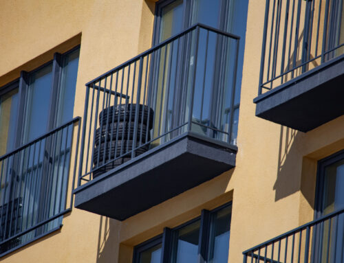 The Different Types of Balcony Structures