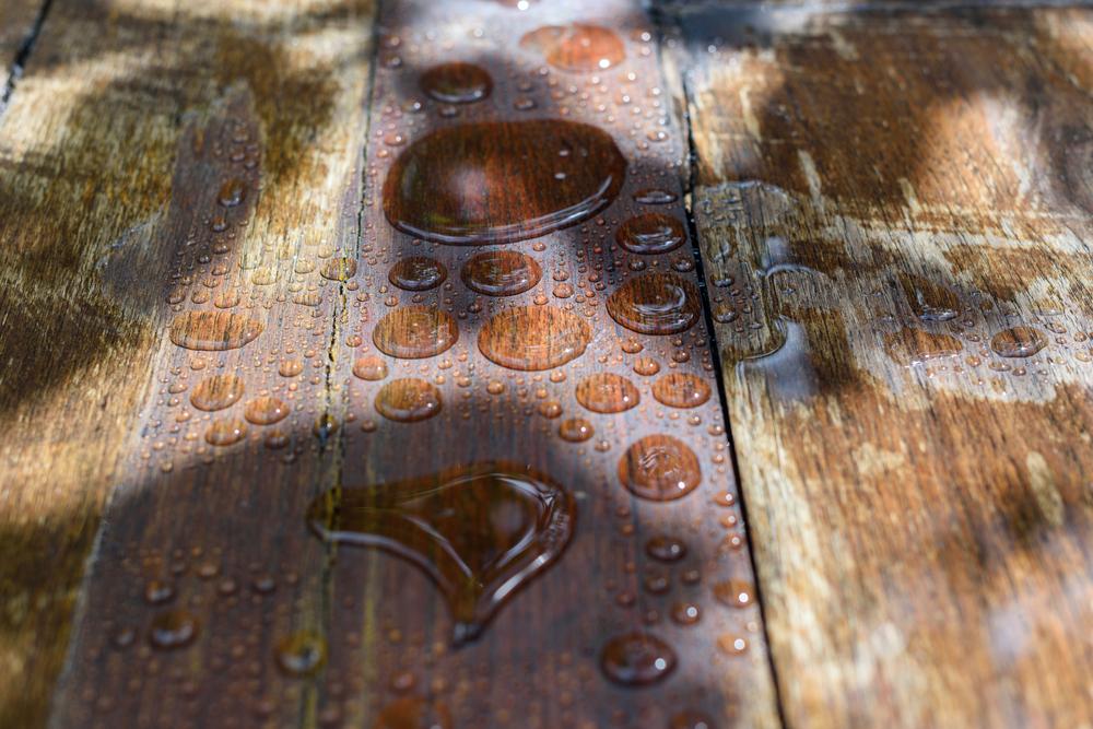 waterproof deck flooring