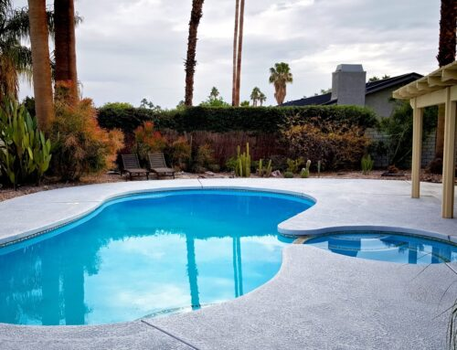 How to Care for Your Pool in the Off Season