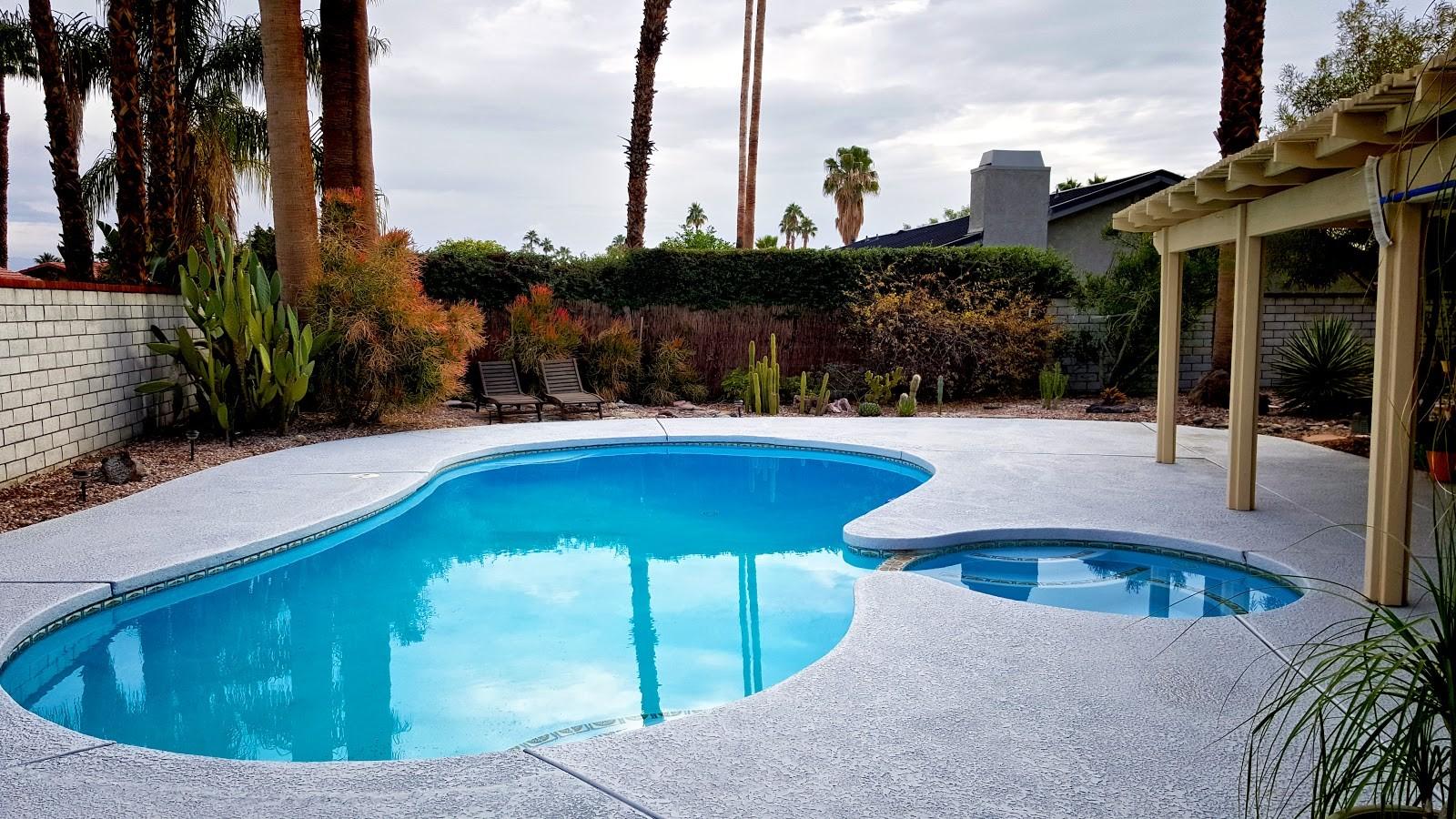 pool maintenance