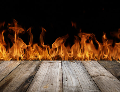 What Class A Fire Rating is For Deck Flooring