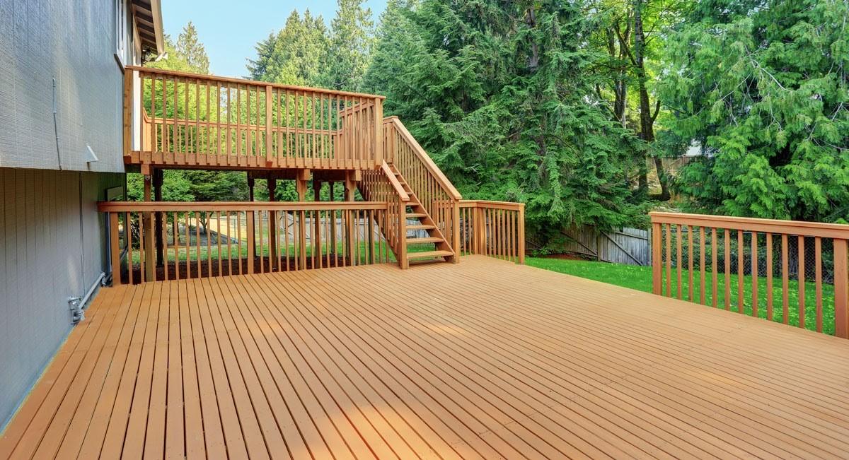 An Overview Of Outdoor Deck Designs Wicr Waterproofing Inc