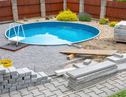 Different types of pools for Building a Pool Deck