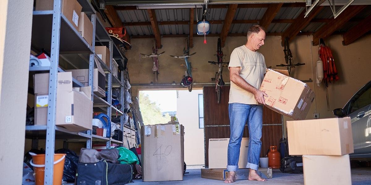 convert a garage into a room