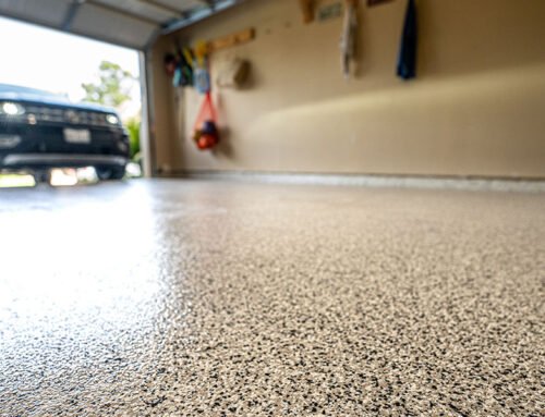 The Benefits of Epoxy Flooring in your Garage
